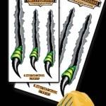 jurassic claws
